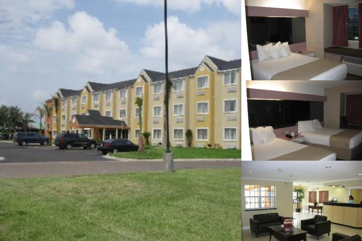 Americas Best Value Inn Mcallen photo collage