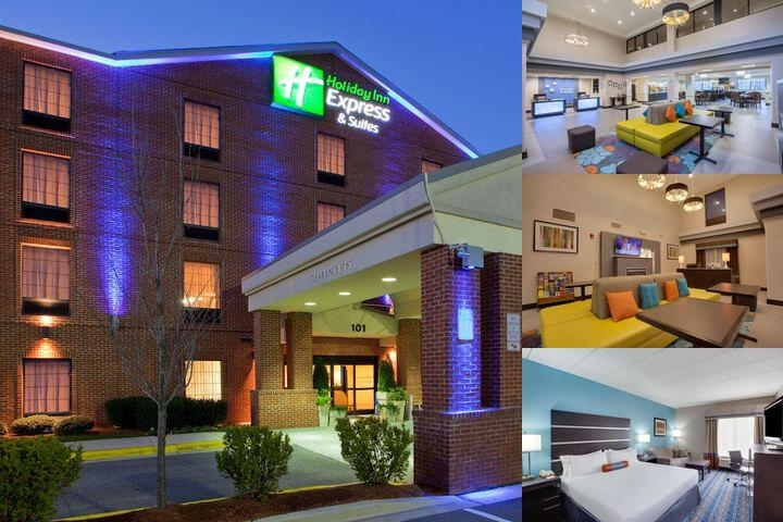 Holiday Inn Express I 95 Capitol Beltway (Largo) Hotel Exterior