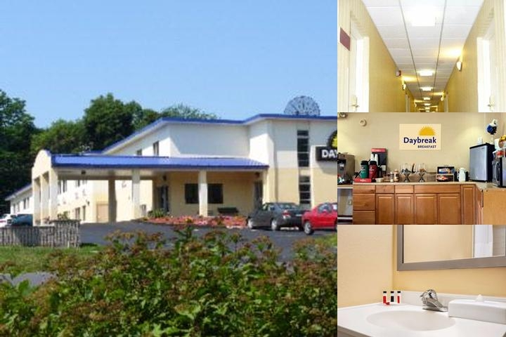 Days Inn Auburn / Finger Lakes Region photo collage