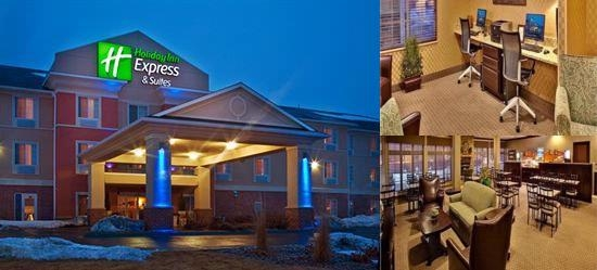 Holiday Inn Express & Suites Council Bluffs photo collage