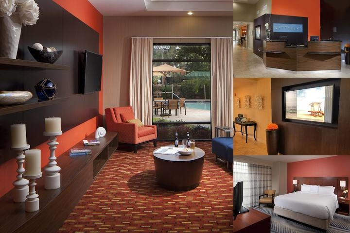 Courtyard by Marriott Fort Lauderdale / East photo collage