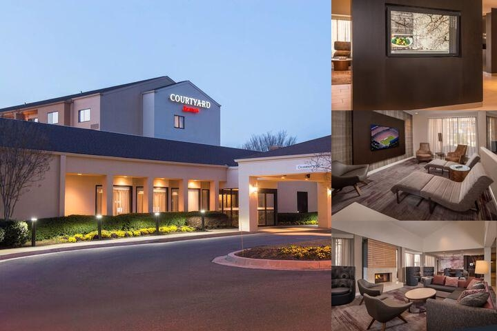 Courtyard by Marriott Columbia photo collage