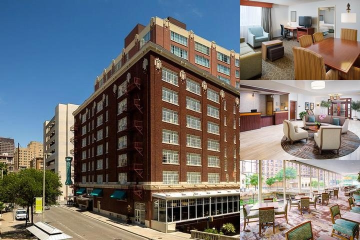 Homewood Suites by Hilton Riverwalk photo collage