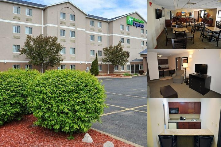 Holiday Inn Express Hotel & Suites Ashland photo collage