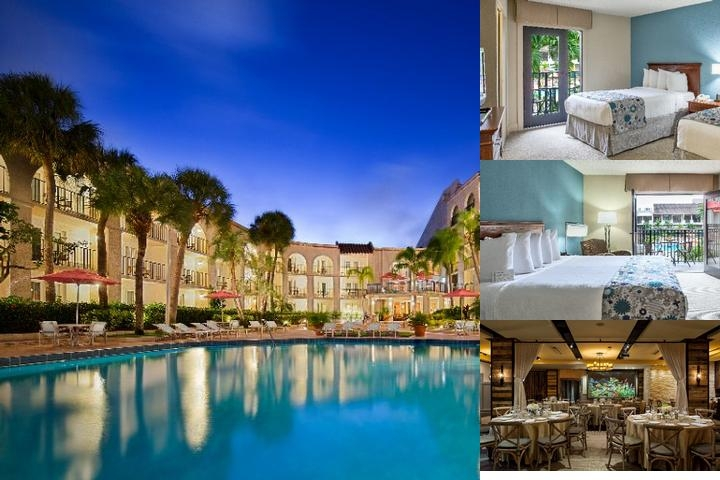 Wyndham Boca Raton photo collage