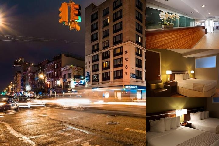 Best Western Bowery Hanbee Hotel photo collage