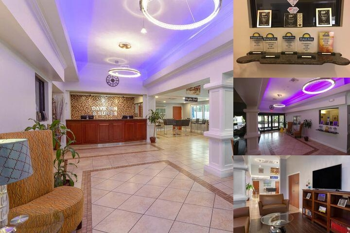 Days Inn & Suites by Wyndham Lakeland photo collage