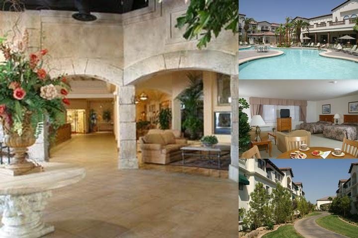 Tuscany Suites Hotel & Casino photo collage