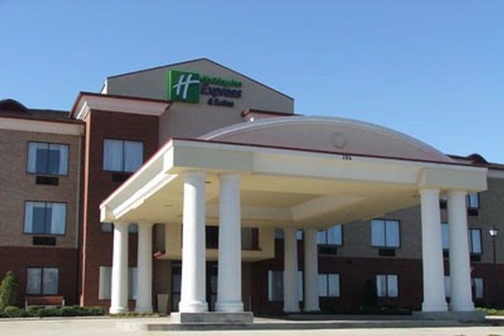 Holiday Inn Express Gadsden photo collage