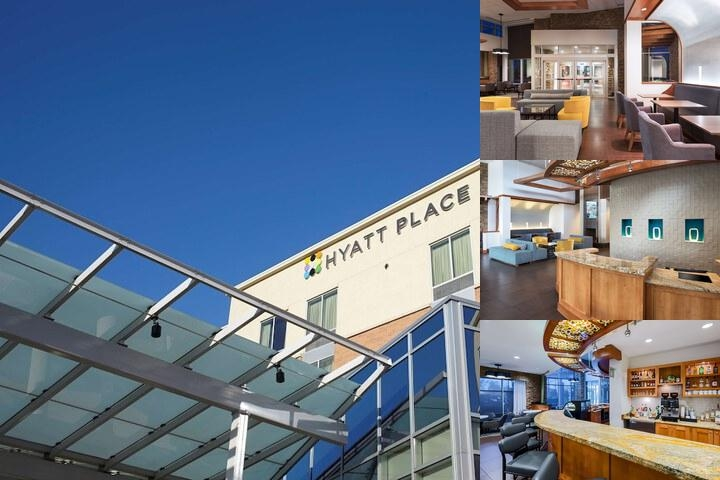 Hyatt Place South Bend / Mishawaka photo collage