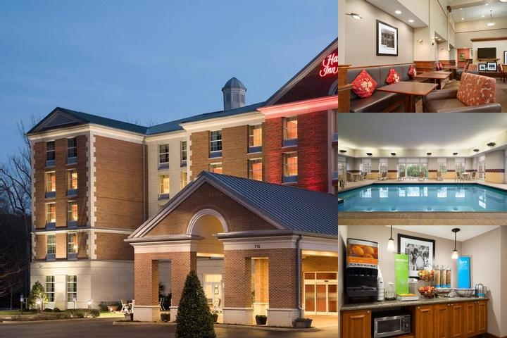 Hampton Inn & Suites Central photo collage