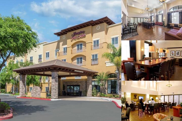 Hampton Inn & Suites Lodi photo collage