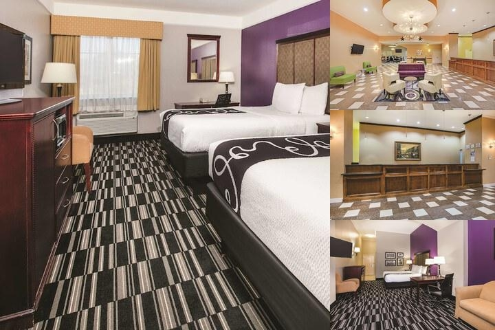 La Quinta Inn & Suites Desoto photo collage