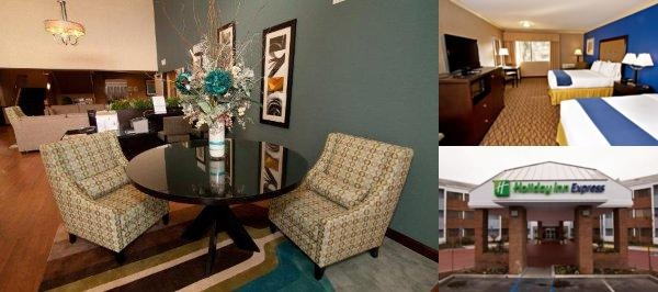 Holiday Inn Express Port Hueneme photo collage