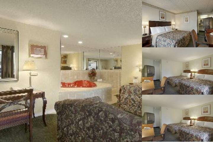 Days Inn Silver Spring photo collage