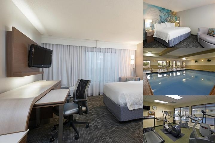 Courtyard by Marriott Dallas Mesquite photo collage