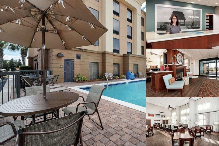 Hampton Inn & Suites Navarre photo collage