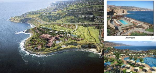 Terranea Resort photo collage