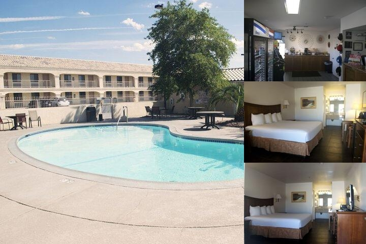 Rio Del Sol Inn photo collage