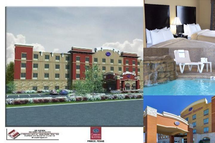 Comfort Suites Frisco Tx 9700 Dallas Pkwy 75034