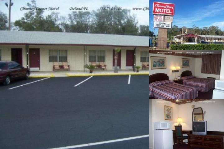 Chimney Corner Motel photo collage