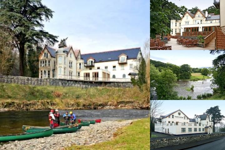 White Waters Country Hotel photo collage