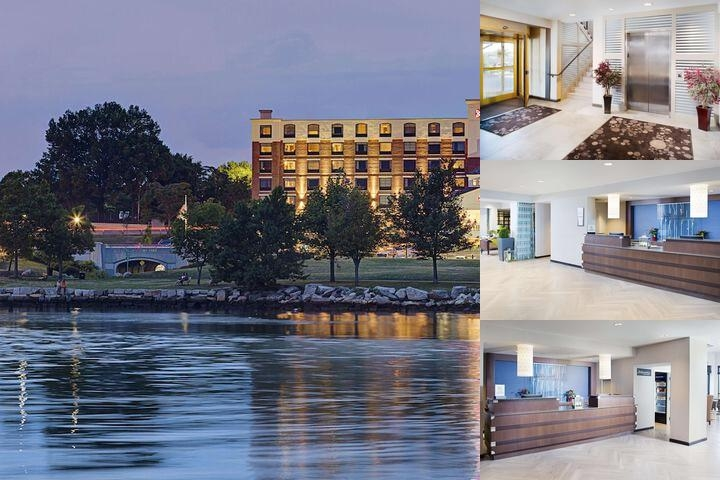 Hilton Garden Inn Providence photo collage
