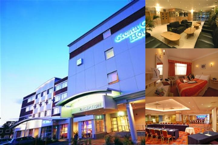 Best Western Cresta Court Hotel photo collage