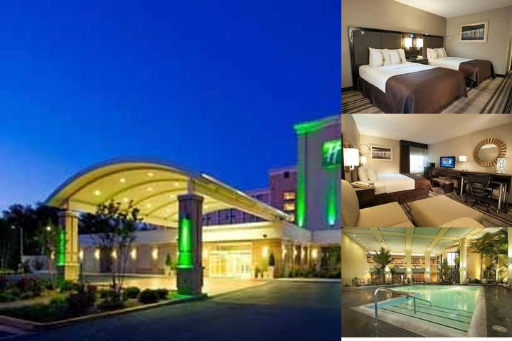 Holiday Inn Gaithersburg photo collage