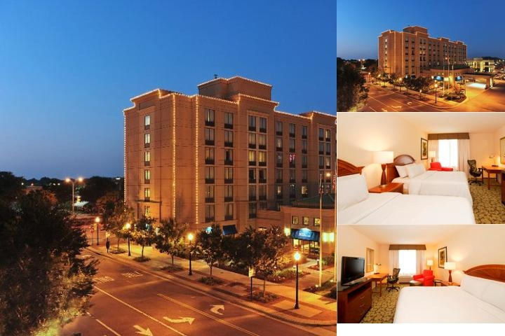 Hilton Garden Inn Virginia Beach Town Center photo collage