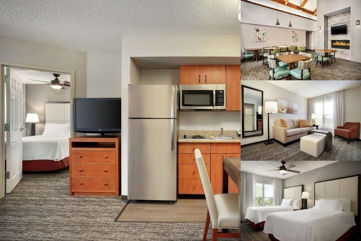 Homewood Suites Chandler photo collage