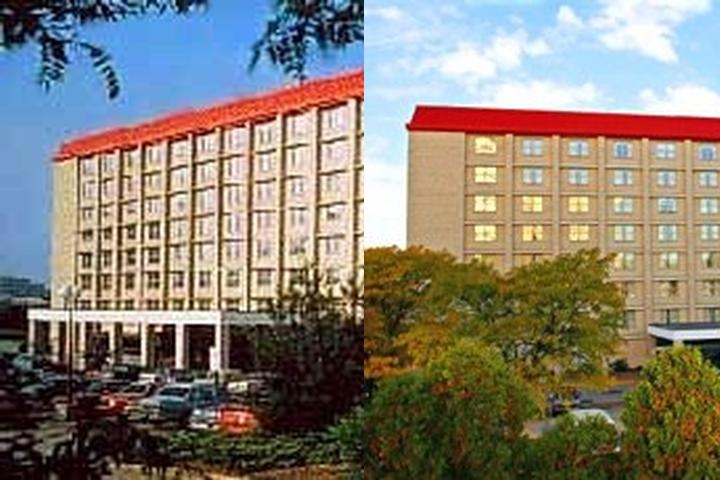 Tysons Westpark Hotel photo collage