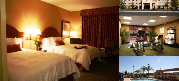 Hampton Inn Suites Yuba City photo collage