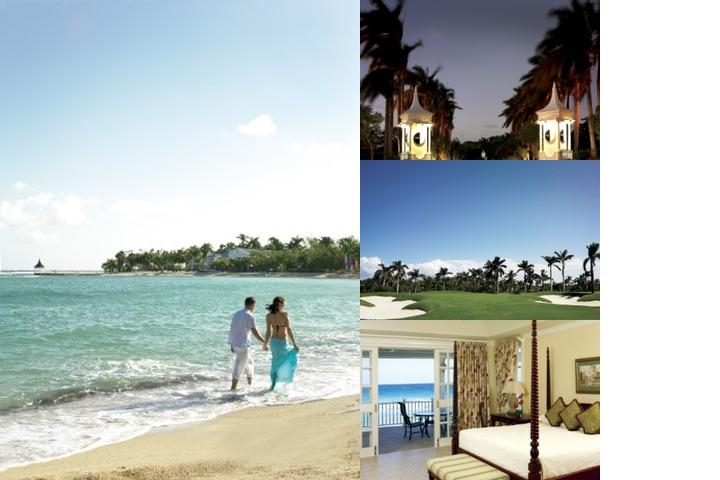 Half Moon Royal Villas photo collage