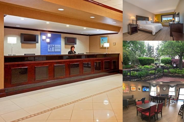 Holiday Inn Express Stony Brook photo collage