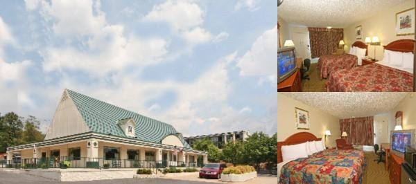 Days Inn Asheville West photo collage