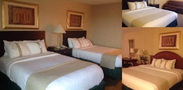 Holiday Inn of Hopkinsville Kentucky photo collage