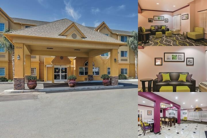 La Quinta Inn & Suites Tulare by Wyndham photo collage