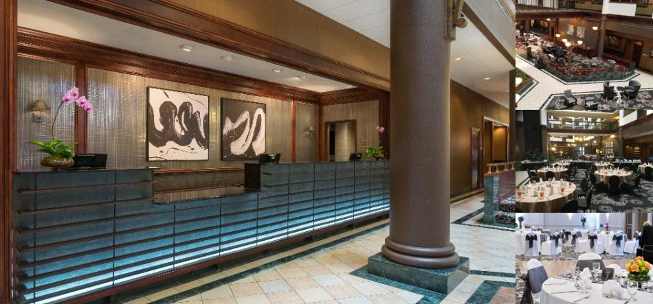 Wyndham Dallas Suites Park Central Lobby
