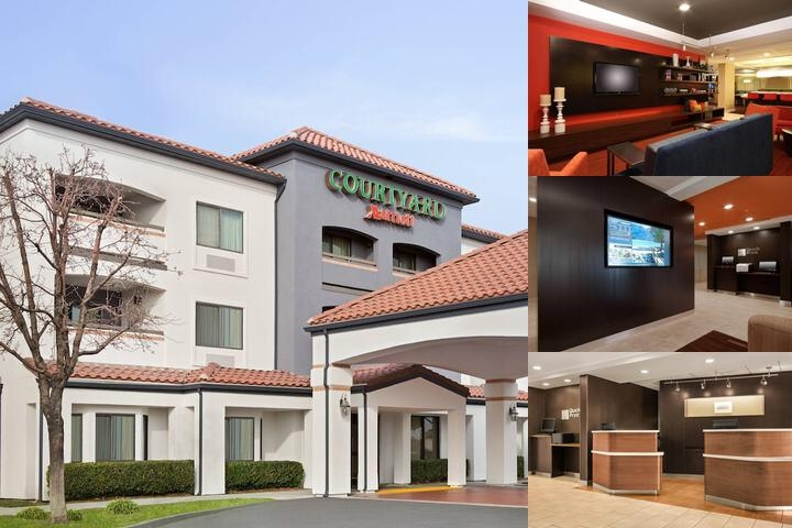 Courtyard by Marriott Palmdale photo collage