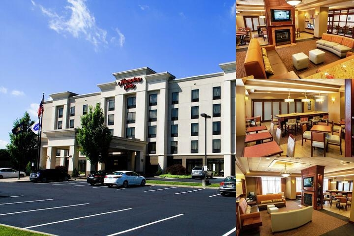 Hampton Inn Easton photo collage