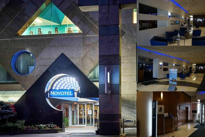 Novotel Toronto North York Hotel Photo Collage