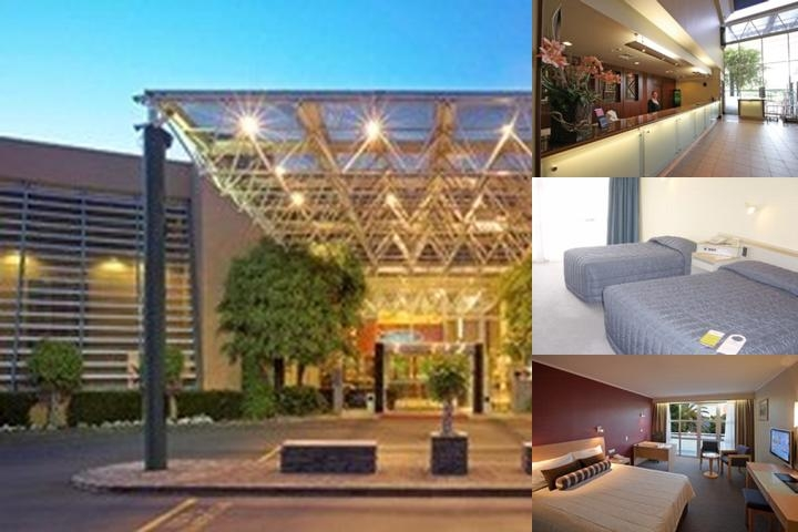 Hotel Grand Chancellor Auckland Airport photo collage