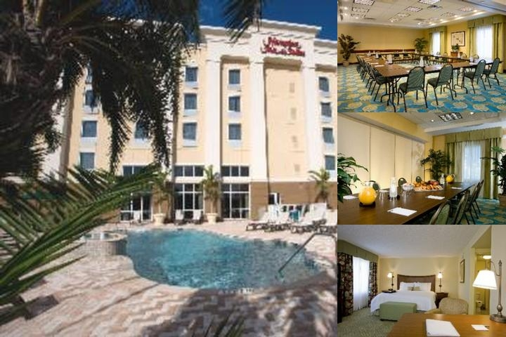 Hampton Inn & Suites Fort Myers Colonial Boulevard photo collage