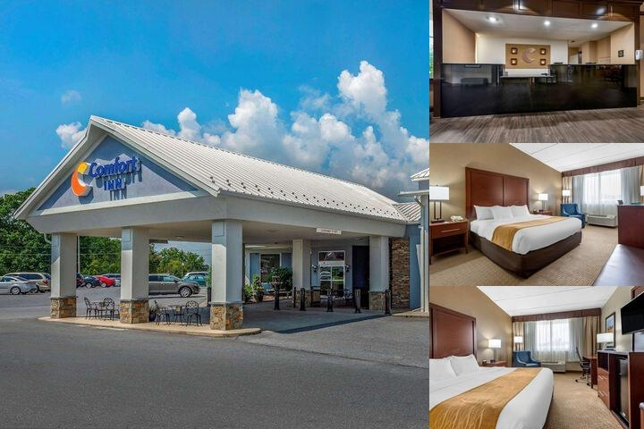 The Comfort Inn of Lancaster County North photo collage