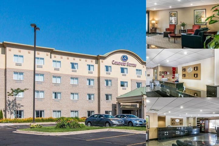 Comfort Suites Wixom photo collage