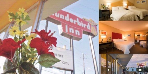 Thunderbird Inn photo collage