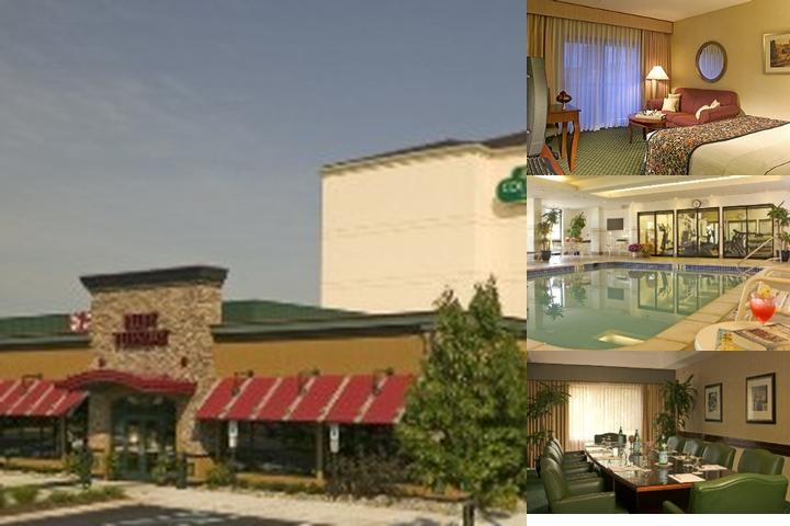 Courtyard by Marriott photo collage