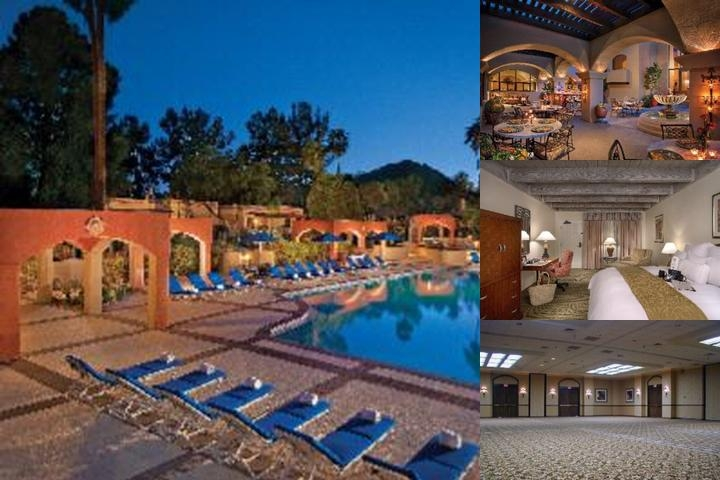 Scottsdale Cottonwoods Resort & Suites photo collage