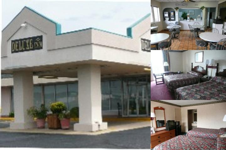 Deluxe Inn photo collage